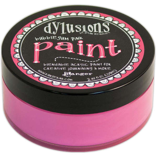 Dylusions Paints - Bubblegum Pink - Ranger