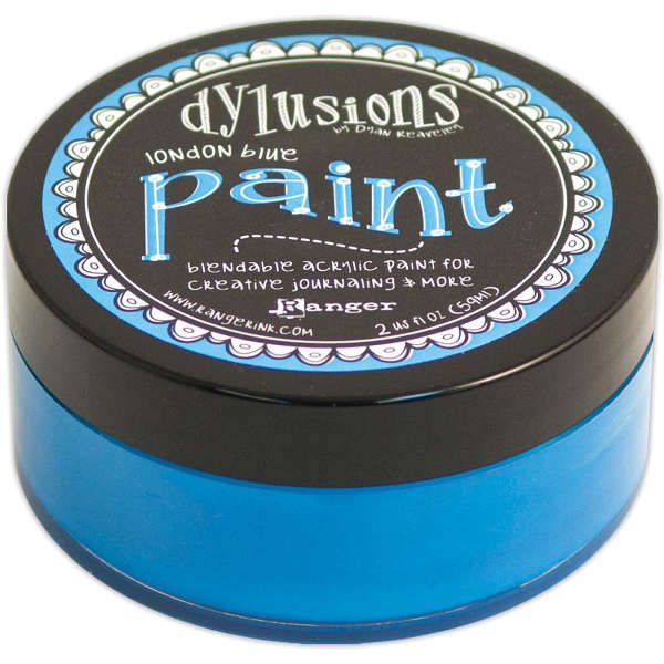 Dylusions Paints - London Blue - Ranger