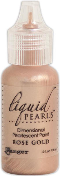 Liquid Pearls - Rose Gold - Ranger