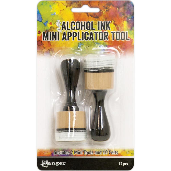 Alcohol Ink -  Mini Applicator Tool - Tim Holtz - Ranger