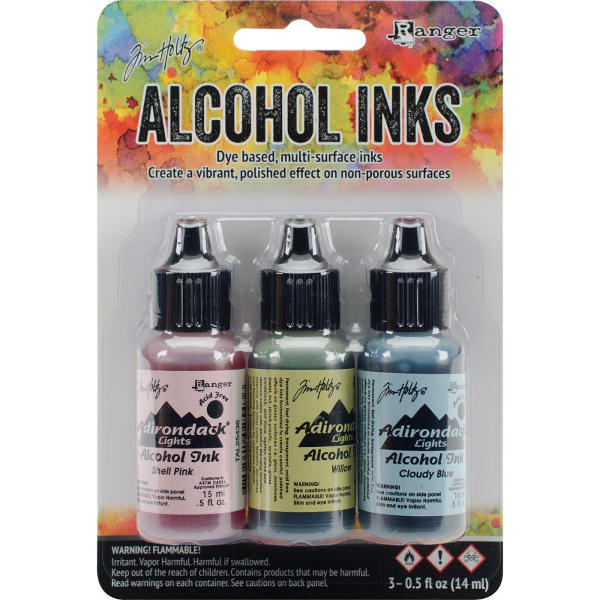 Adirondack Alcohol Ink -  Countryside - 3 Pack - Tim Holtz - Ranger