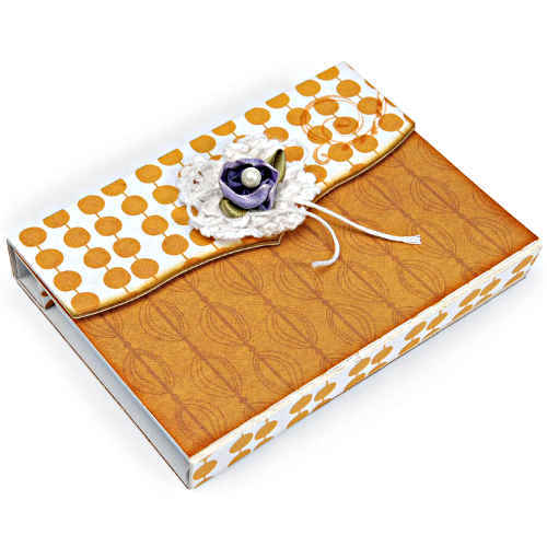 Bigz XL Die - Index Card Folder - Sizzix