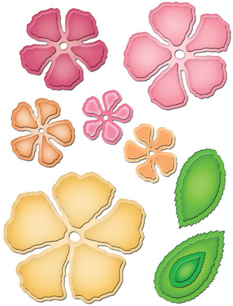Shapeabilities - Rose Creations - Spellbinders-1