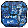 StazOn Midi Solvent Ink Pad - Blue Hawaii - Tsukineko