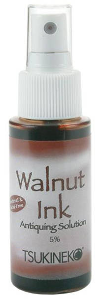 Walnut Ink Antiquing Solution Spray - Tsukineko